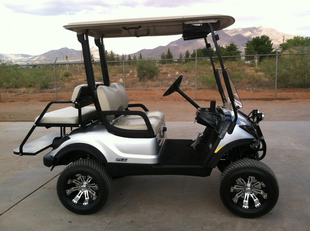 The Best Gas Golf Cart