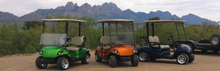 KN Enterprises | Custom Golf Carts | New Mexico on