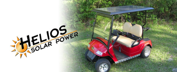 helios solar charger replacement golf cart