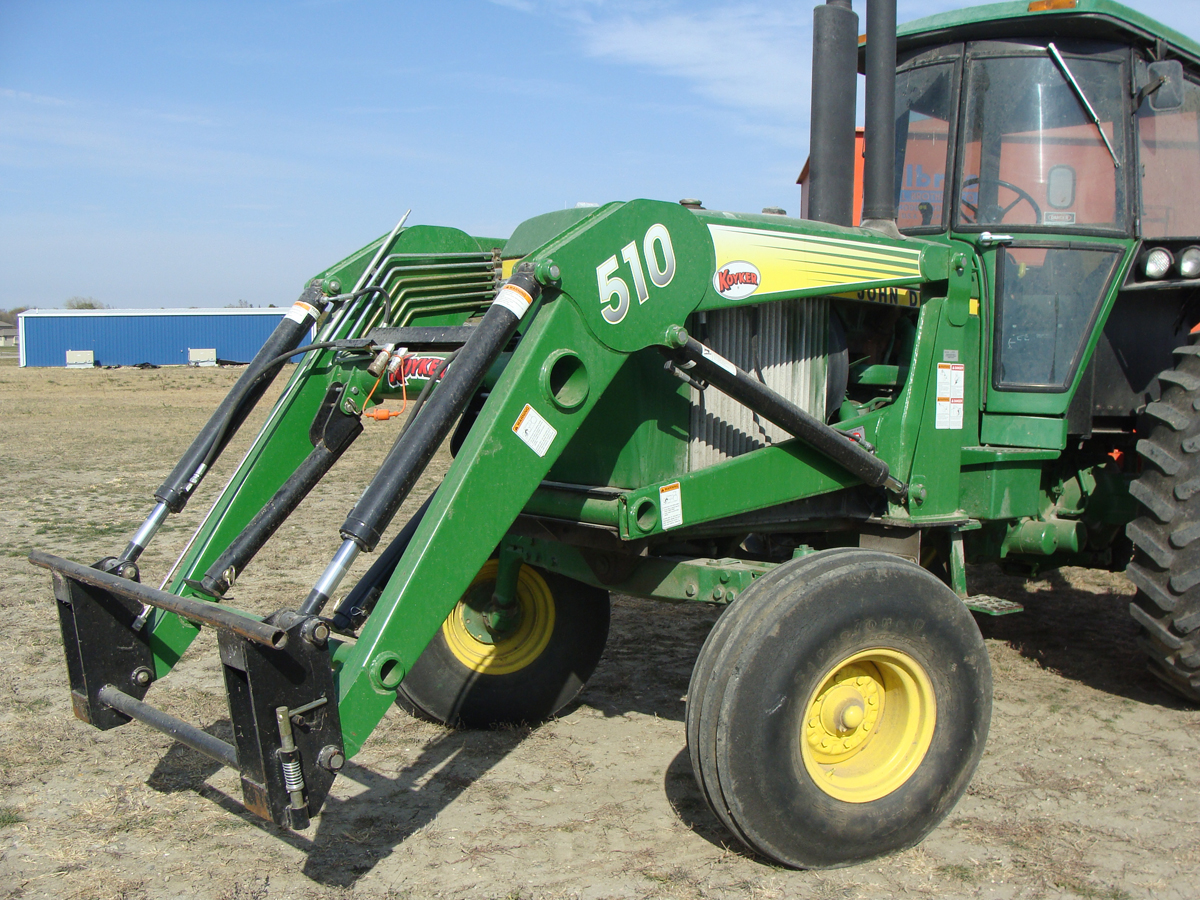 KN Enterprises | Koyker Loaders and Implements | New Mexico